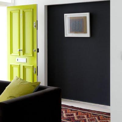Livingetc bright front door