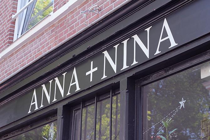 Superkitina: Ruta por Amsterdam Anna+Nina