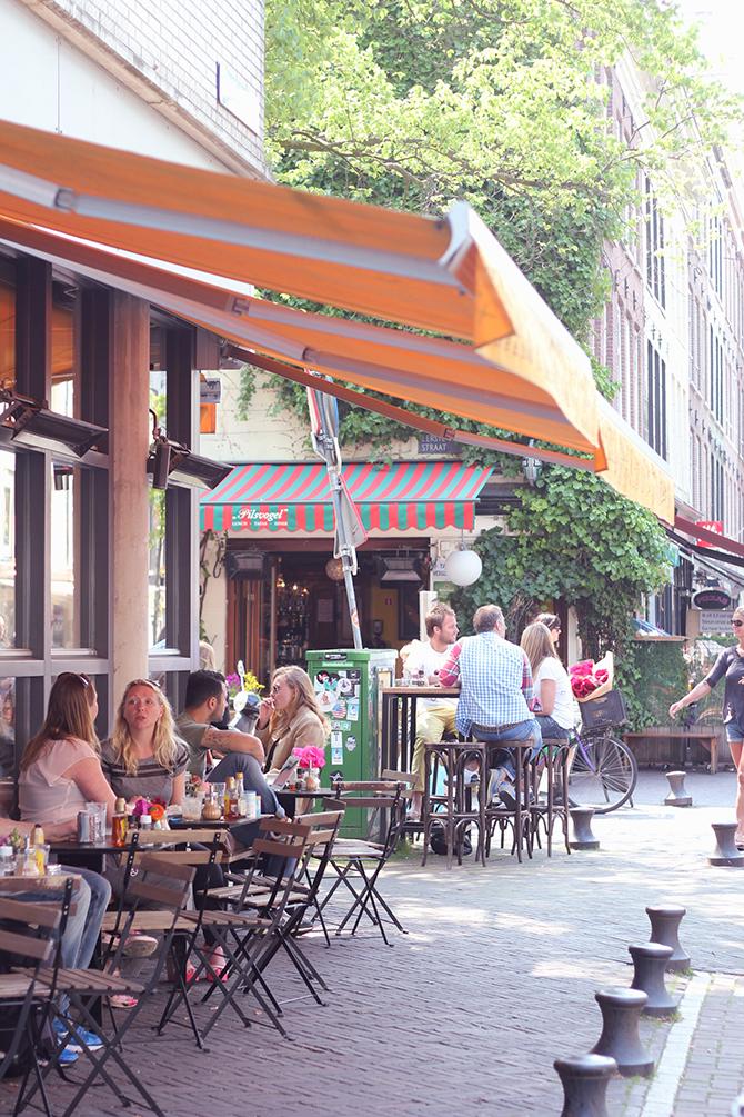 Superkitina: Ruta por Amsterdam Albert Cuypmarkt