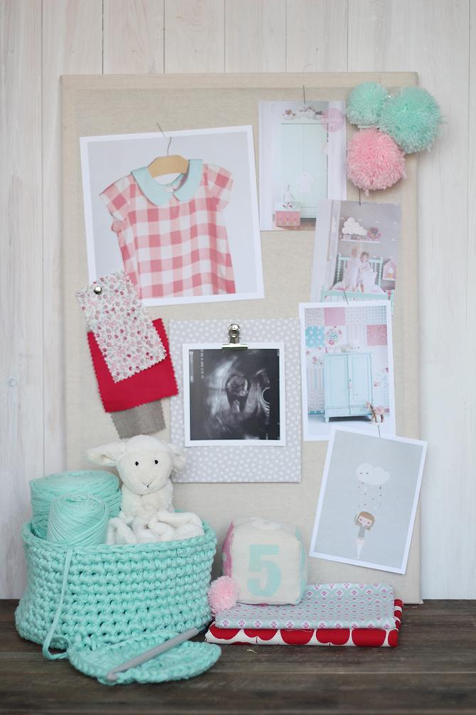 Inspiración: Cuarto de bebé. Superkitina Blog
