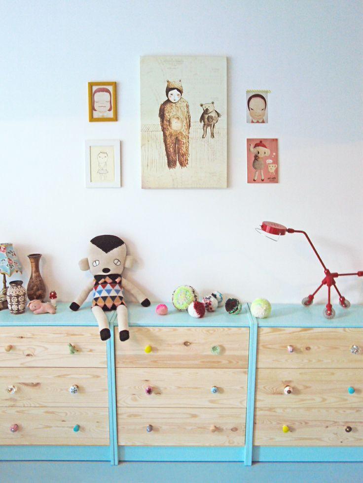 Superkitina: Deco Ikea Tarva
