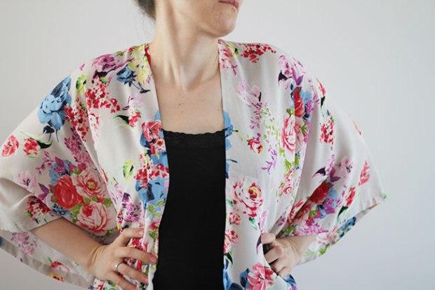 Superkitina DIY kimono