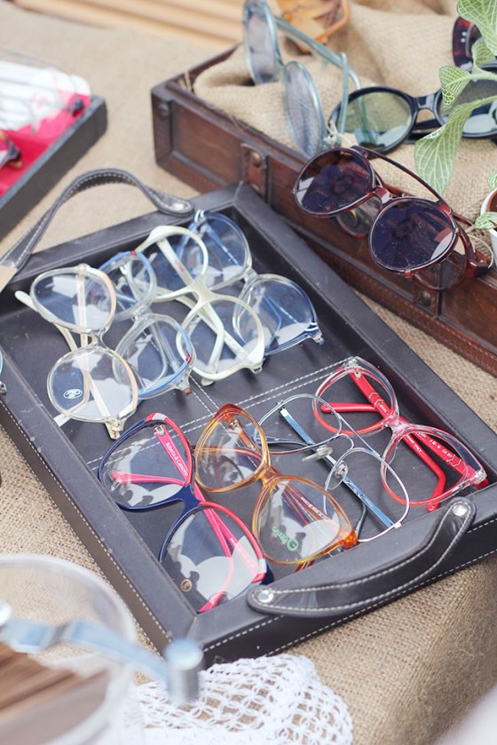 Margó Vintage Glasses Lost and Found Conde Duque Madrid