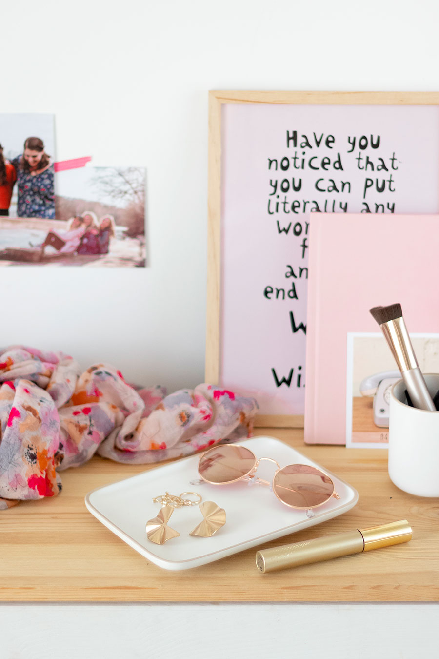 Superkitina fotos para redes complementos mujer rosa